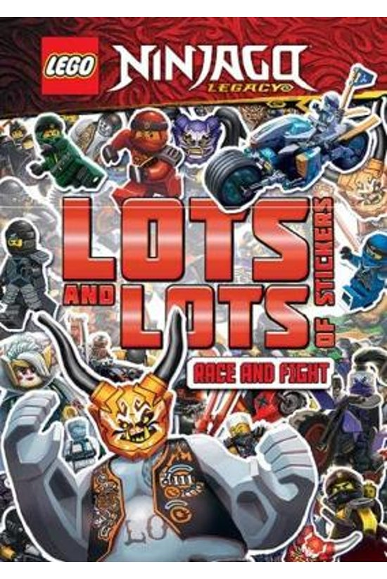 Lego Ninjago: Lots And Lots Of...