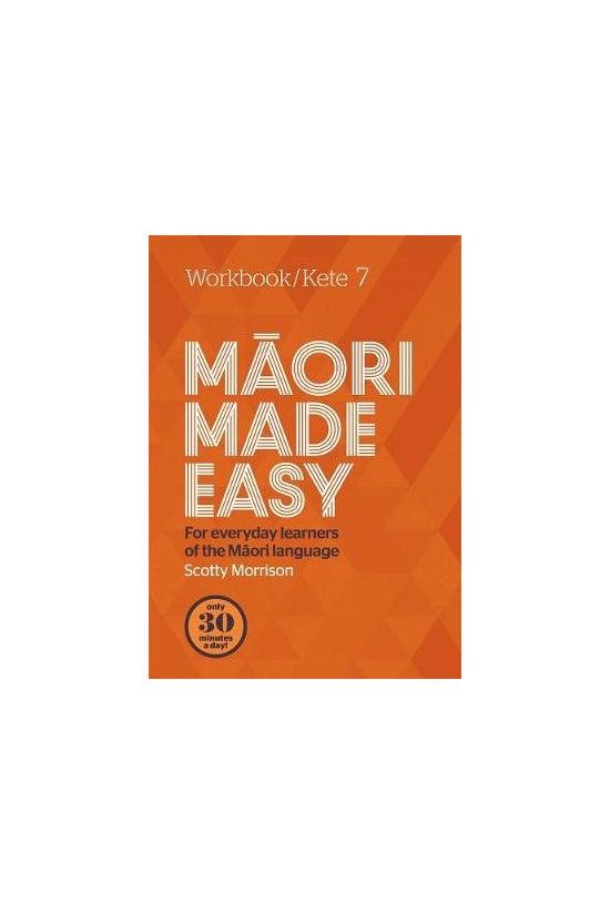 Maori Made Easy Workbook 7/ket...