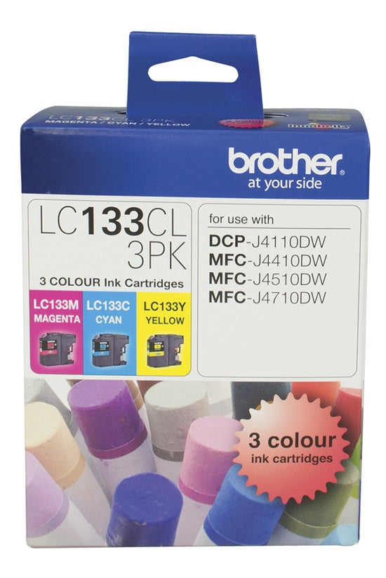 Brother Ink Cartridge Lc133cl3...