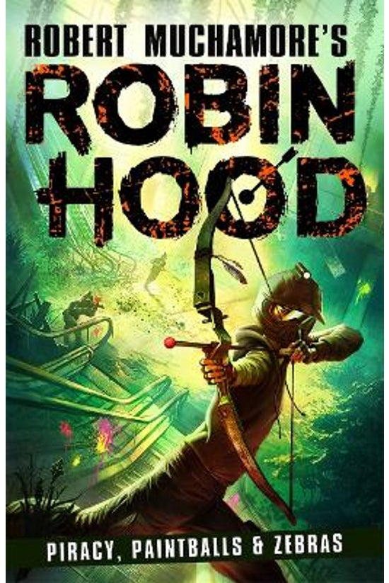 Robin Hood #02: Piracy, Paintb...