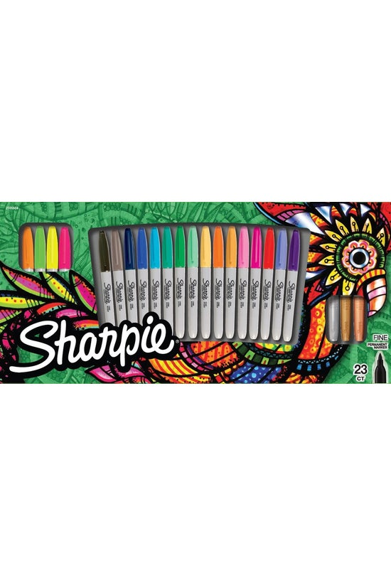 Sharpie Tropicana Parrot Fine ...