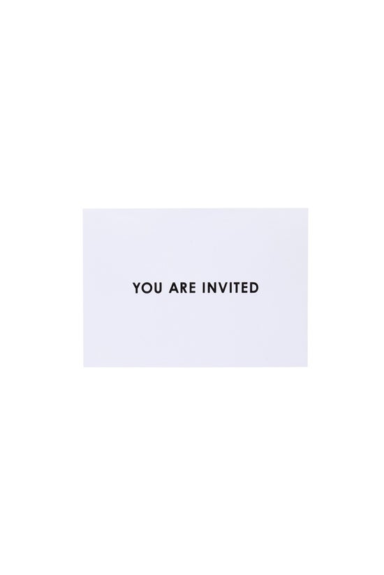 Noted Invitation Cards Pack Of...