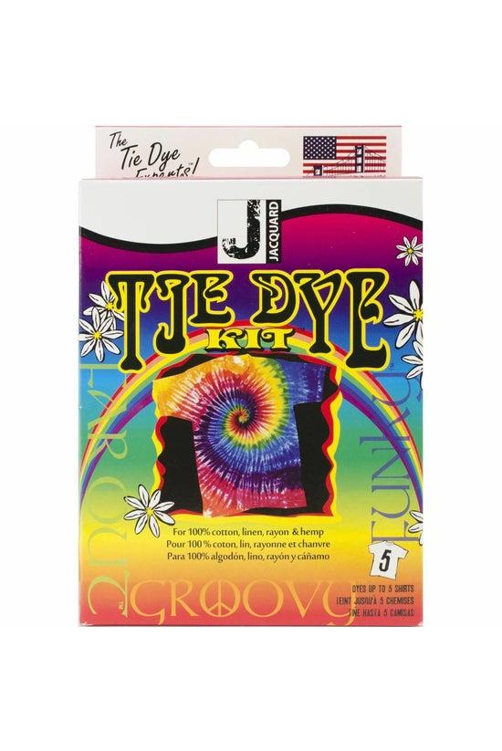 Jacquard: Tie Dye Kit Funky Gr...