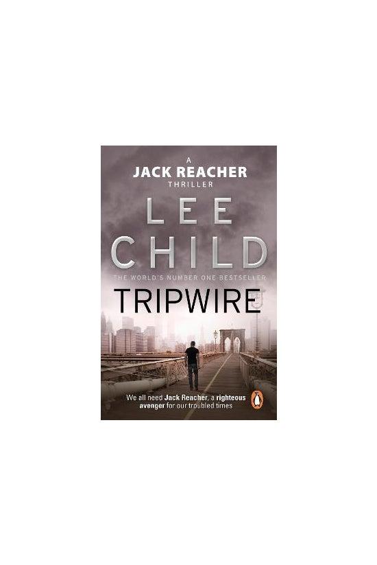 Jack Reacher #03: Tripwire