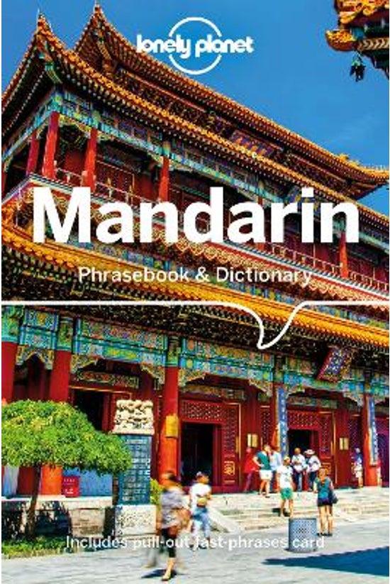 Lonely Planet Mandarin Phraseb...
