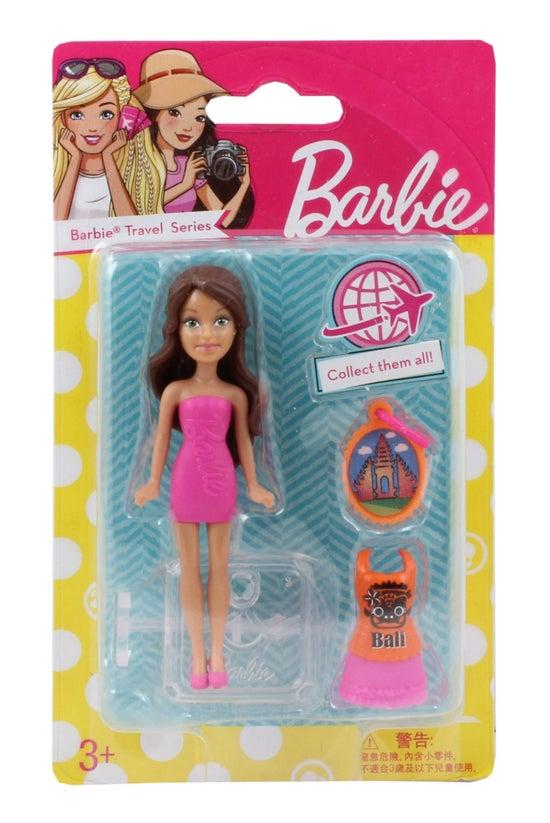 Barbie Travel Mini Doll Assort...