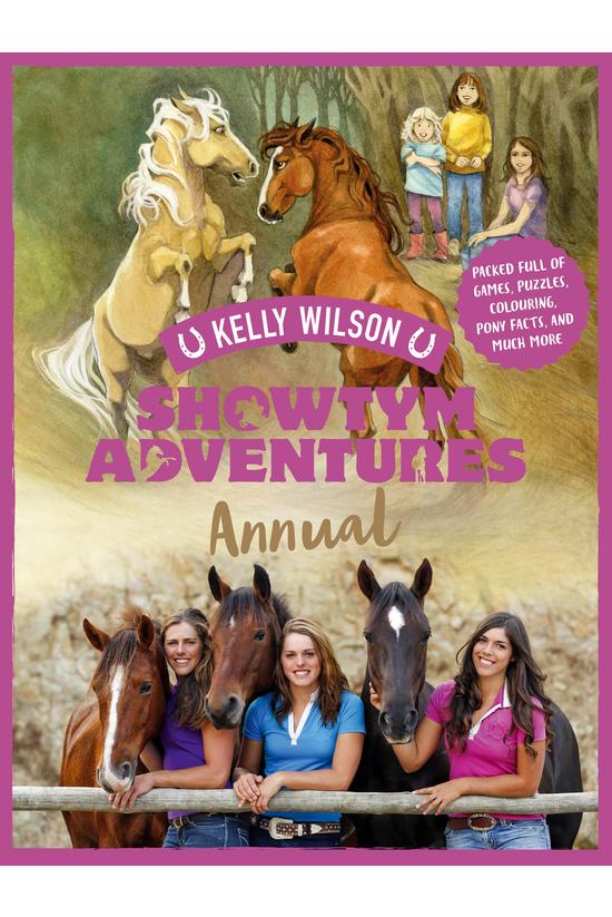 Showtym Adventures Annual