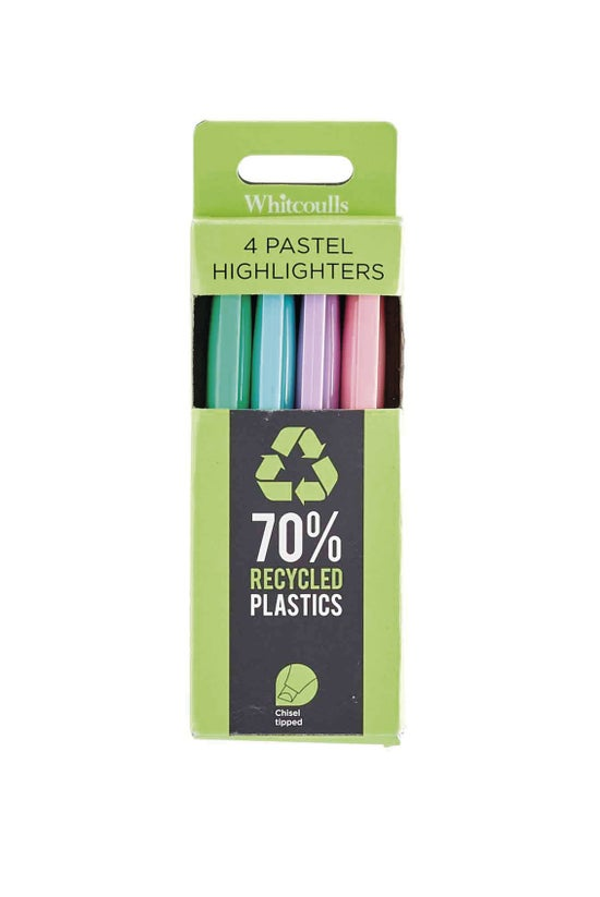 Whitcoulls Eco Highlighters Pa...