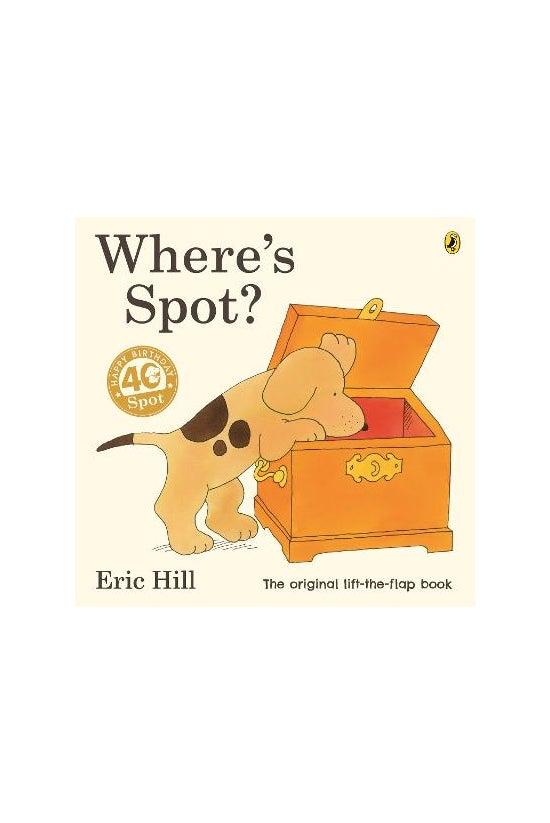 Where's Spot? 40th Anniversary...