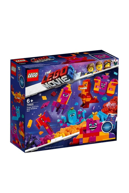 The Lego Movie 2: Queen Watevr...