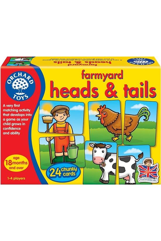 Orchard Toys Farmyard Heads &a...