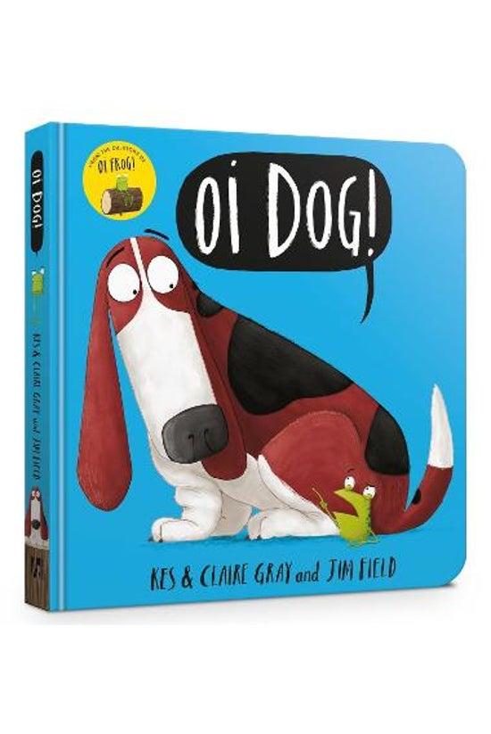 Oi! #02: Oi Dog!