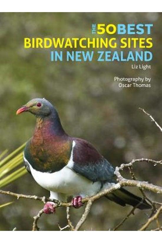 The 50 Best Birdwatching Sites...