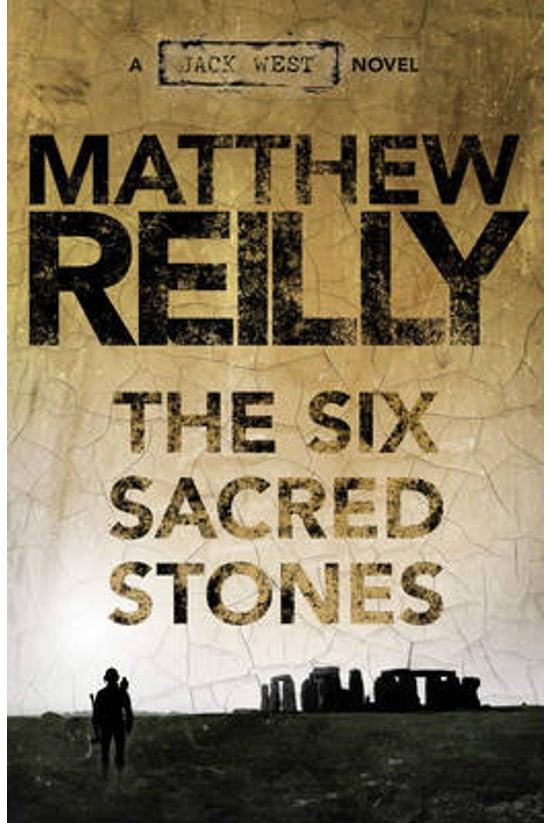 Jack West #02: The Six Sacred ...