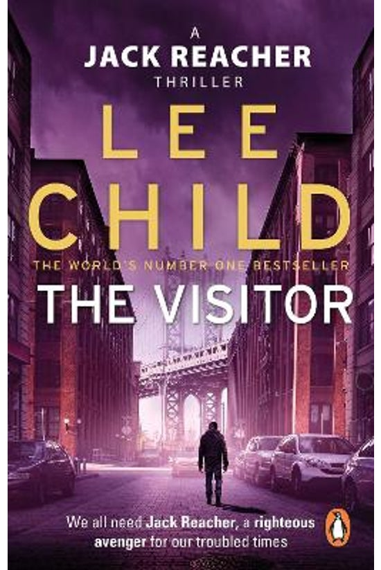Jack Reacher #04: The Visitor