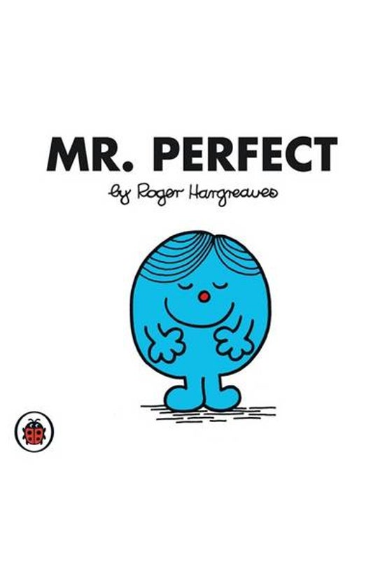 Mr. Men #42: Mr. Perfect
