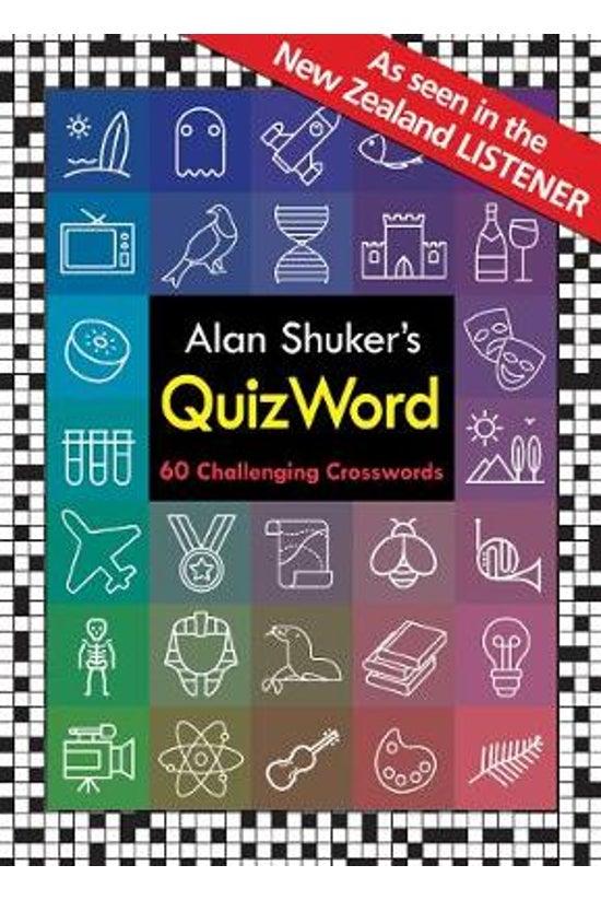 Alan Shuker's Quizword