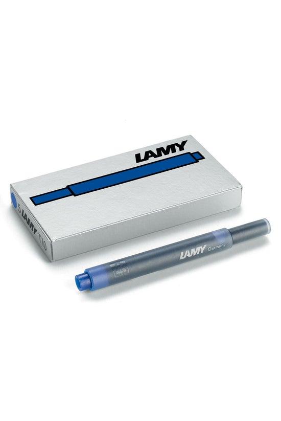 Lamy T10 Ink Cartridge Blue Pa...
