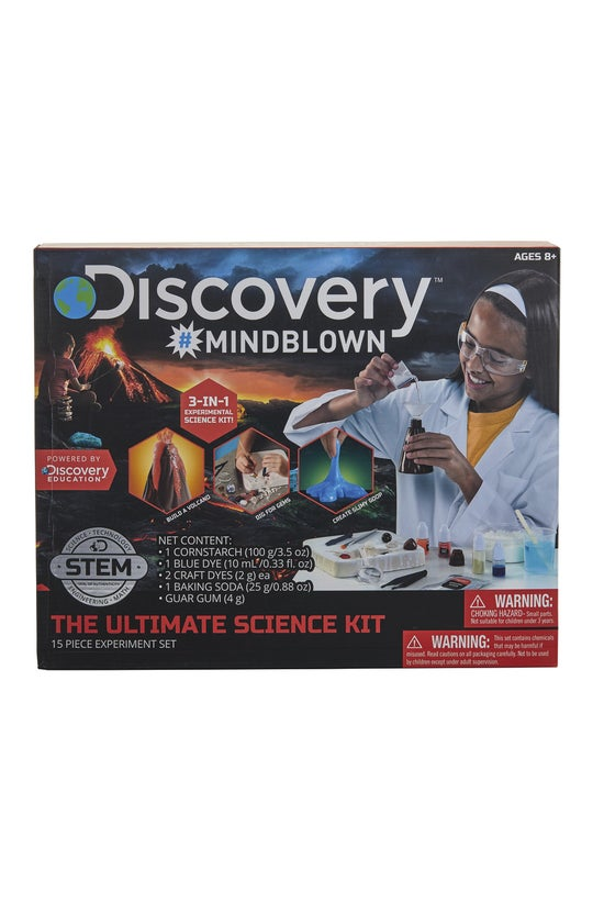 Discovery #mindblown The Ultim...