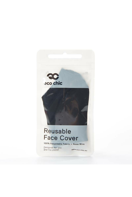 Eco Chic Recycled Face Mask Pl...