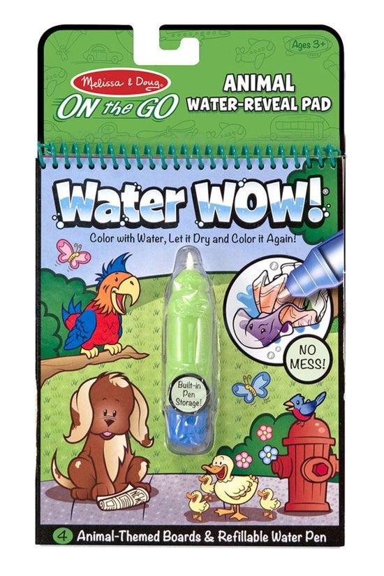 Water Wow! Animal Set
