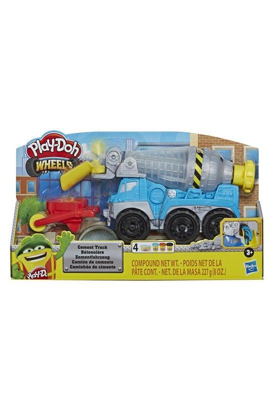 Play-doh Wheels: Cement Truck