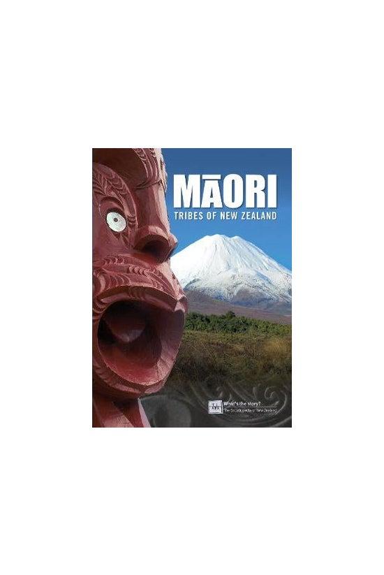 Maori Tribes Of New Zealand