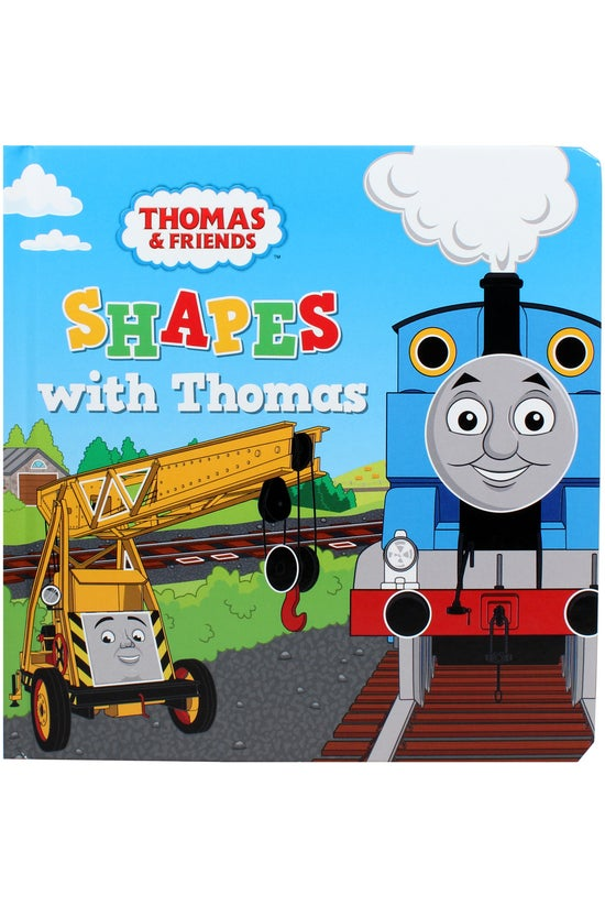 Shapes With Thomas: Shapes Wit...