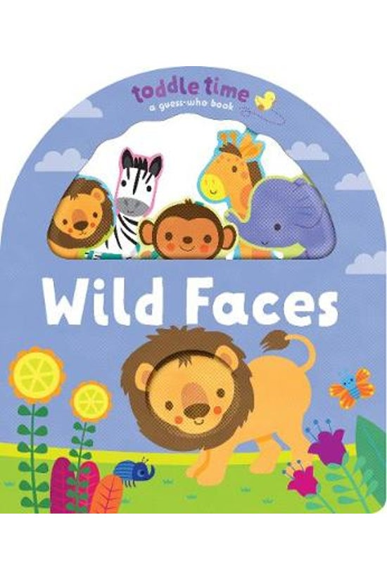 Toddle Time Guess Who: Wild Fa...