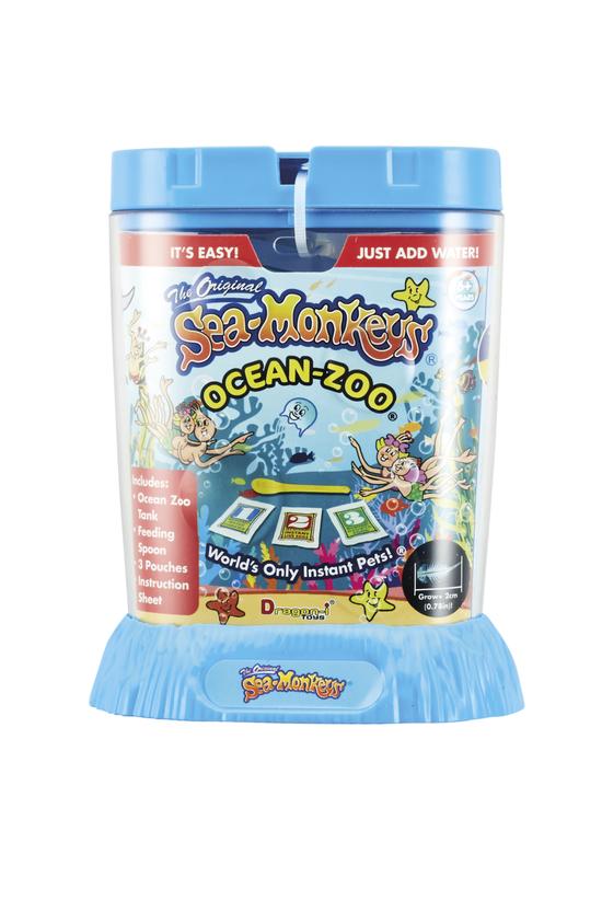 Sea Monkeys Ocean Zoo Kit Asso...