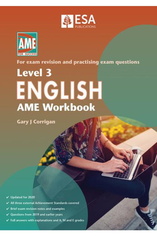 Ncea Level 3 English Ame Workb...