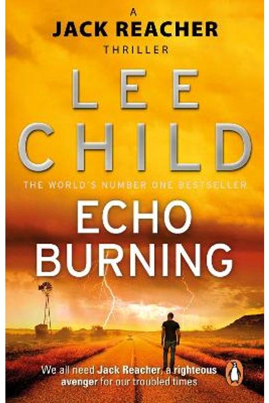 Jack Reacher #05: Echo Burning