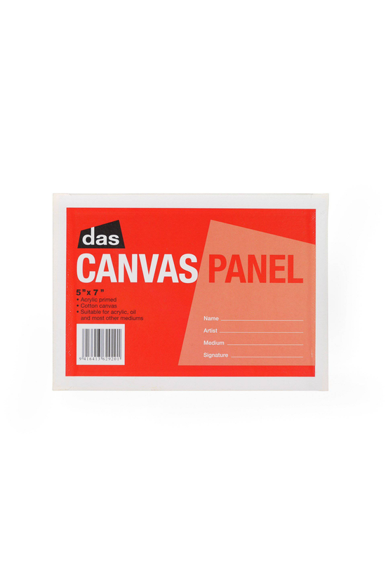 """Das Canvas Panel 5x7"""""""