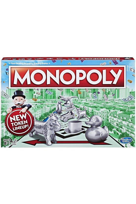 Monopoly Uk Classic Game
