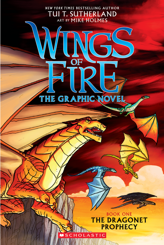 Wings Of Fire Graphic Novel #1...