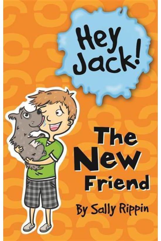 Hey Jack! #06: The New Friend