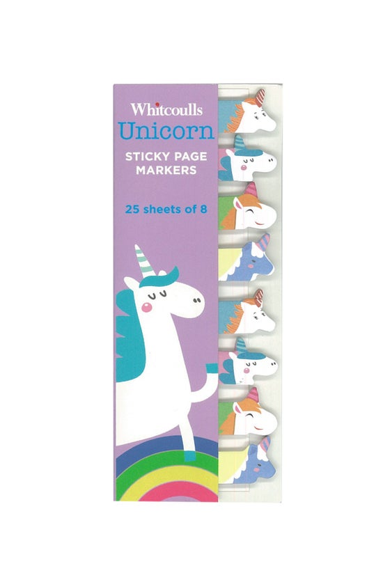 Whitcoulls Page Markers Unicor...