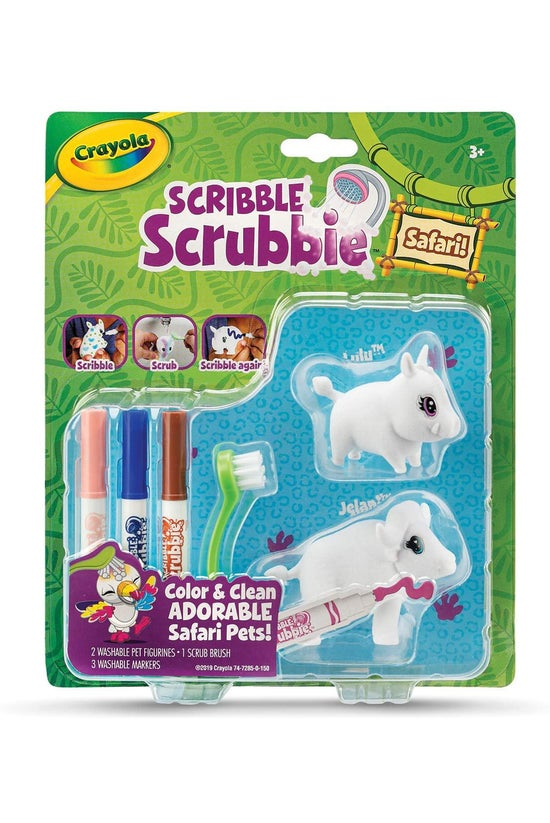 Crayola Scribble Scrubbie Safa...