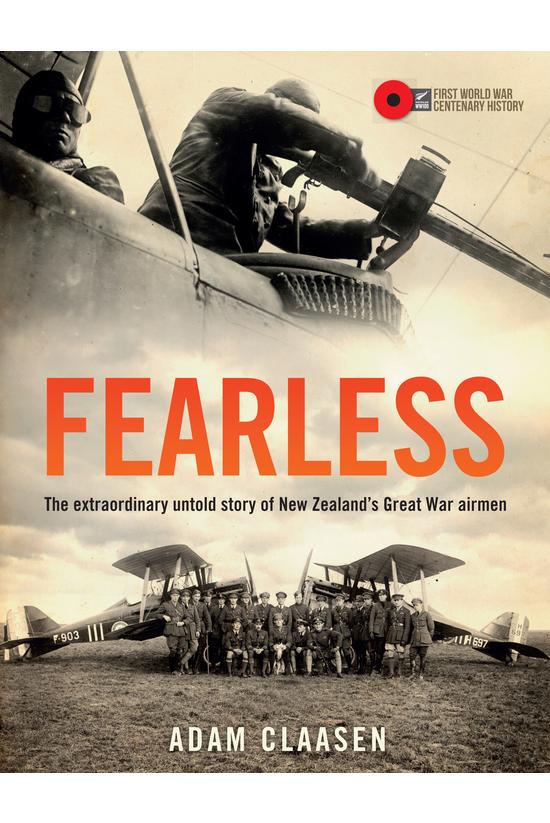 Fearless: The Extraordinary Un...