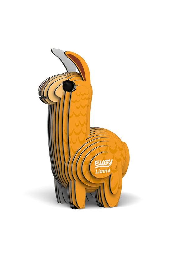 Dodoland Eugy 2 Cardboard Llam...
