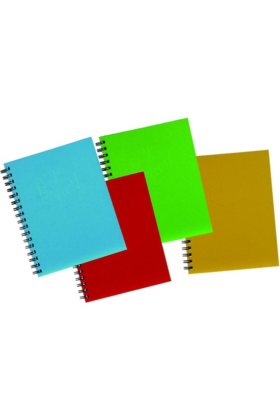 Spirax Notebook Hardcover A5 2...