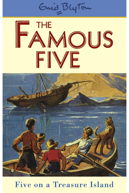 The Famous Five #01: Five On A...