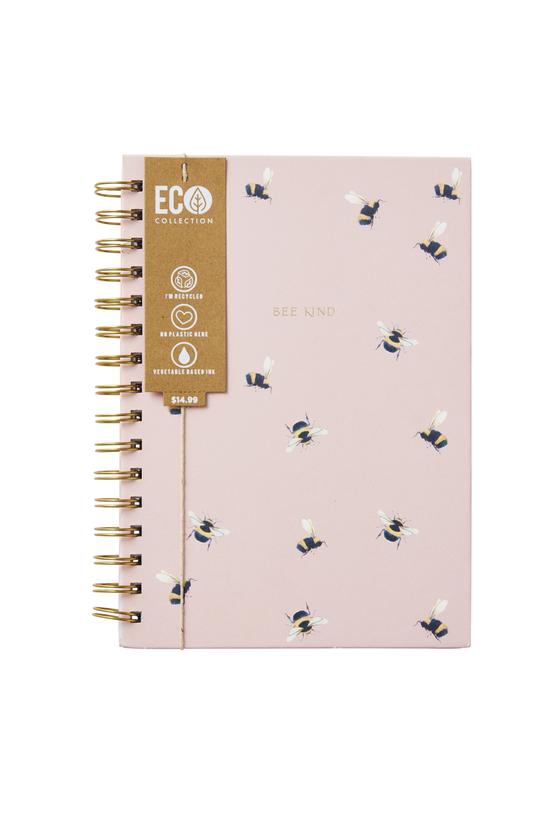 Whsmith Eco A5 Notebook Bee Ki...