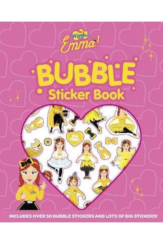 The Wiggles Emma! Bubble Stick...