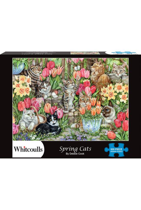 Whitcoulls 500 Piece Jigsaw Sp...