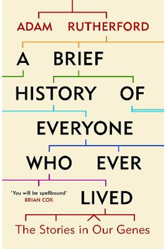 A Brief History Of Everyone Wh...