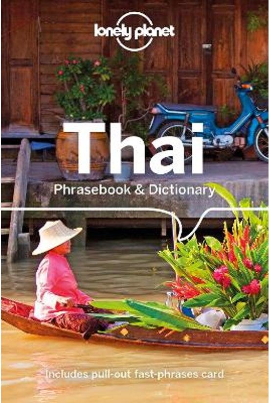 Lonely Planet Thai Phrasebook ...