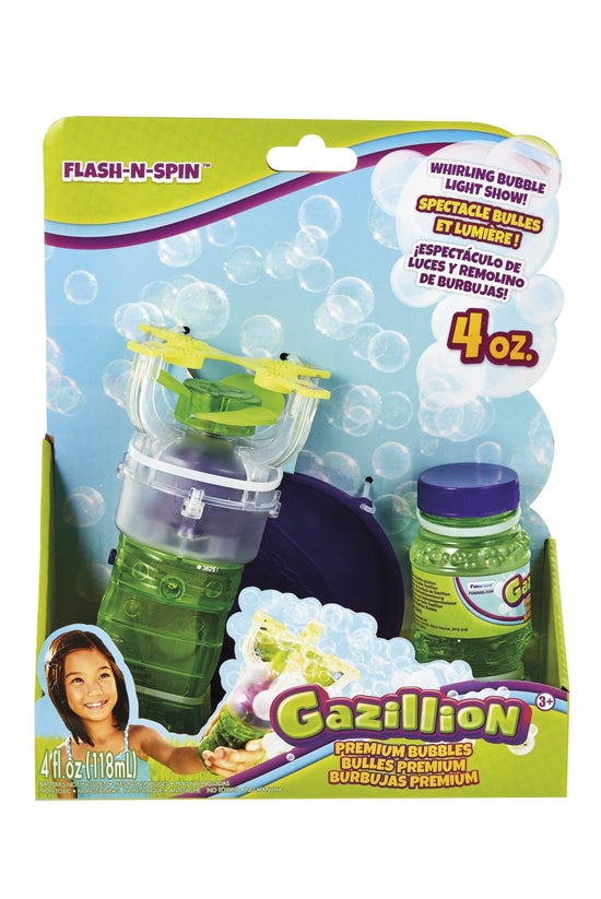 Gazillion Bubbles Flash & ...