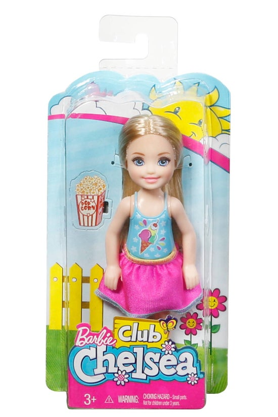 Barbie Club Chelsea Doll Assor...