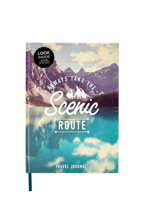 Whsmith Travel Journal B5 Scen...